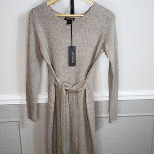 RACHEL ZOE knit sweater dress NWT